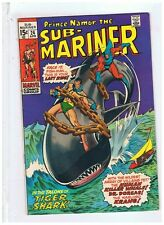 Marvel Comics The Sub Mariner #24 VF 1970
