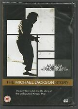 MICHAEL JACKSON STORY Man In The Mirror  DVD sealed/new