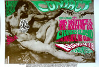 BIG BROTHER & HOLDING CO, JANIS JOPLIN + SIR DOUGLAS  - 1967 ORIGINAL 2ND SCARCE