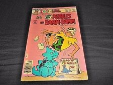 Teen Age Pebbles & Bamm Bamm #35 1976 Charlton 30 Cent Comic Book