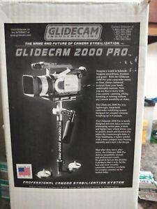 Glidecam 2000 Pro. Gimbal.Steadicam,Zhiyun,Moza.Blackmagic,Canon,Nikon,DSLR.