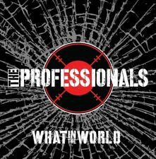 THE PROFESSIONALS - WHAT IN THE WORLD (DIGIPAK)   CD NEU