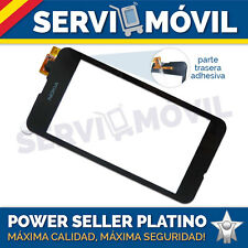 Pantalla Tactil para Nokia Lumia 530 Negra Digitalizador Negro Touch Digitizer