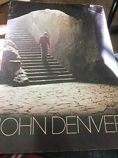 """JOHN DENVER 1982 """"WINDSTAR"""" CONCERT TOUR PROGRAM"""