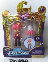 New Shopkins Royal Trends Prince Rowen Ruby Happy Places Set NIP