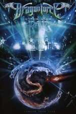 the line of Fire: DragonForce NUEVO DVD (210318emu)