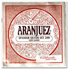 Aranjuez classical guitar strings spanish silver set Low Gauge 200 for sale