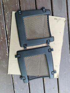 2006 - 2010 HUMMER H3 SEAT BACK STORAGE HOLDERS