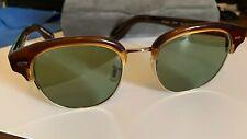 Occhiali sole sunglasses Oliver Peoples Cary Grant 2 Sun - 52 - Grant Tortoise