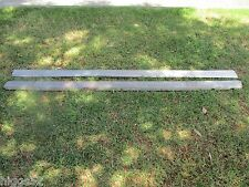 HQ HZ HOLDEN SEDAN PAIR SILL LOWER MOULDS GTS PREMIER HJ HX