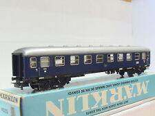 Märklin H0 4032 D-Zug Wagen A4üm 1. Klasse mit Schlußlicht DB OVP (Q2162)
