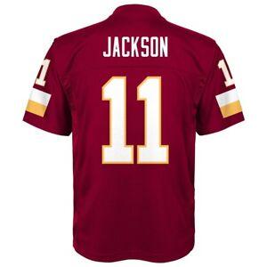 DeSean Jackson NFL Washington Redskins Mid Tier Replica Home Jersey Boys (4-7)