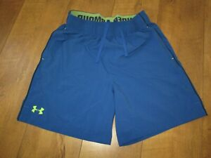 Mens ** Under Armour Blue  Shorts  ** Size Large