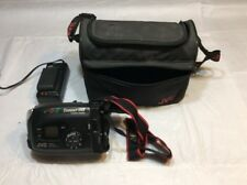 JVC GR-AX72OU VHS-C (Compact VHS) Camcorder with Charger & Case 03136A