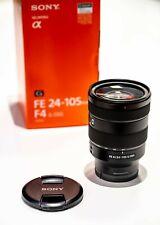 Sony FE 24-105mm F4.0 G OSS SEL24105G f/4,0 24-105 mm