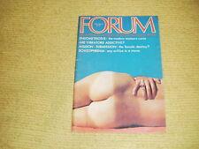 vintage FORUM Vol 4 No 3 1976 The Australian Journal Of Interpersonal Relations