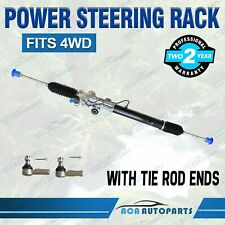 For Holden Rodeo RA Power Steering Rack with Tie Rod Ends 4WD 2003-2008
