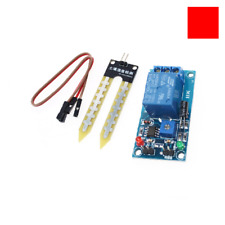 12V Soil Humidity Detector  Relay Soil Moisture Control Sensor Auto Watering