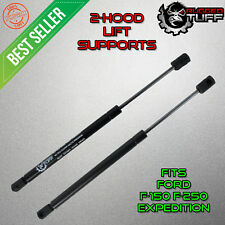 Lift Support Shocks For Ford F150 F250 Expedition Front Hood Gas Springs New 2pc