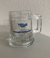 Vintage NCL Wave Logo Norwegian Caribbean Lines Cruise Ship Shot Glass