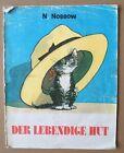 """Vintage Kinderbuch """"Der lebendige Hut"""" N. Nossow, Verlag Progreß Moskau UdSSR"""