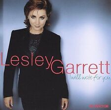 I Will Wait for You by Lesley Garrett (Soprano Vocal) (CD, May-2000, RCA Victor)