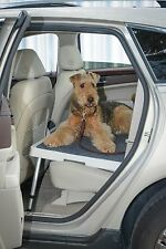 PetDek Bench for dogs in the car large level flat surface for pet Dog Deck NEW