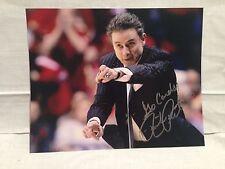 Louisville Cardinals Rick Pitino Signed Auto Basketball 8X10 Photo Ncaa Coach A