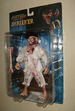 Puppet Master Shrieker Full Moon Toys Action Figure Rare Bloody Variant MOSC