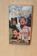 Life on an Australian Prarie [VHS], A story of Faith & Love...Brand New!!!.LQQK!