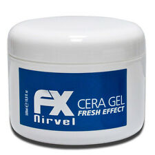 Fresh Effect Gel Wax Cooling Extra Strong Hold Metal Cold Large 250ml Salon Size
