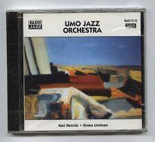UMO JAZZ ORCHESTRA Kari HEINILA/Kirmo LINTINEN Finland jazz GERMAN CD Sealed