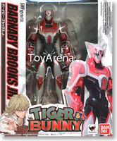 S.H. Figuarts Tiger & Bunny Barnaby Brooks Jr. Bandai SH Action Figure