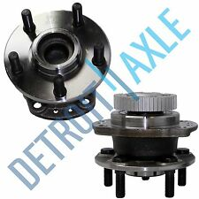 "Set of (2) New REAR 14"" Wheel Hub and Bearing Assembly for Grand Caravan w/ ABS"