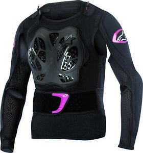 Alpinestars Stella Bionic Women's Offroad Jacket S Black