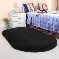 Noahas Ultra Soft 4.5cm Velvet Bedroom Rugs Kids Room Carpet Modern Shaggy Area