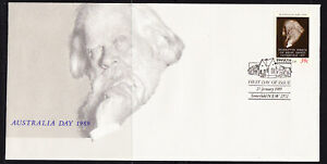 Australia 1989 Sir Henry Parkes  APM21030 First Day Cover