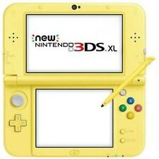 Nintendo New 3DS XL Handheld Video Game Console System - Pikachu Yellow Edition