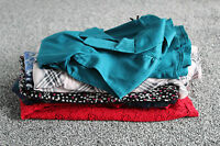 Bundle of Ladies Clothes Size 10 M&S Next New Look  (N3R)