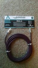 AUDIOPLEX RCA-A HIGH PERFORMANCE AUDIO  CABLE 8 METER
