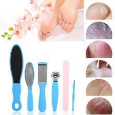 8 IN 1 Home Foot Callus Remover File Rasp Scraper Dead Skin Feet Remover Kit J