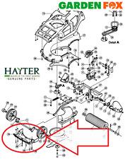 1986-1998 Genuine presto Hayter Harrier 48 BIELLA 219030 1371