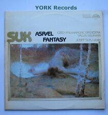 1110 4411-12 - SUK - Asrael / Fantasy SUK / NEUMANN CPO - Ex Double LP Record