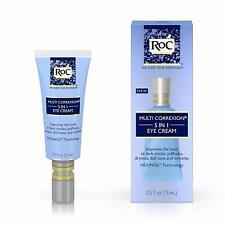 RoC Multi Correxion 5 in 1 Eye Cream, Anti-Aging w/ Hexinol 0.5 oz (15 mL)