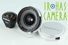 Voigtlander Super Wide Heliar 15mm F/4.5 SL Aspherical Lens for Nikon #29090 E6