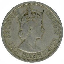 Mauritius 1 Rupie 1956 A36575