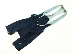 MENS BLACK SPECIALIZED BODY GEOMETRY BIB SHORTS PADED CYCLING CYCLE SIZE: LARGE