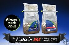 ExHale 365-Self Activated CO2 Bag Homegrown CO2 Bag Grow Rooms & Tents BAY HYDRO
