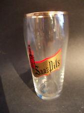 Superbe verre à bière SAAZ PILS beffroi de Douai brasserie Gayant DOUAI NORD 59