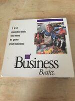 Juan Business Basics Software CD-ROM Windows Or Macintosh